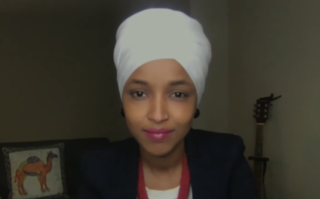 "Ilhan Omar Sounds Off on Electoral College: ""Time to Remove Racist Relics"" - Trish Regan's Intel"