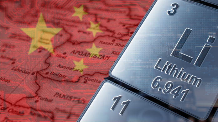 Afghanistan, China, Lithium